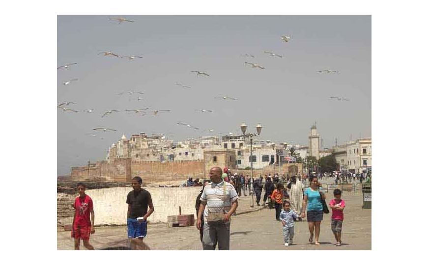Essaouira Ah ça ira spécial pour les familles