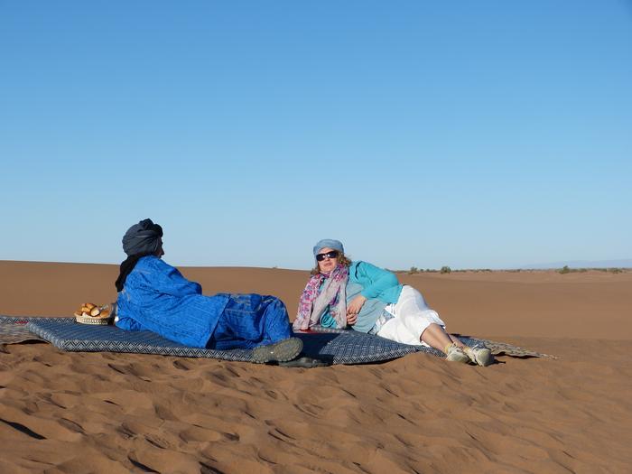 Stage Chant et randonnée  dans la magie du désert