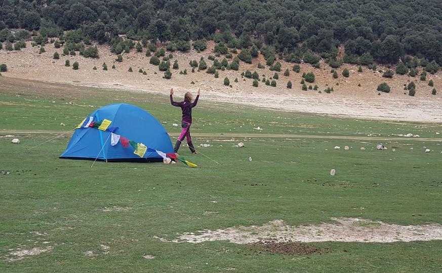Yoga & méditation et randonnée Les lacs du Moyen Atlas