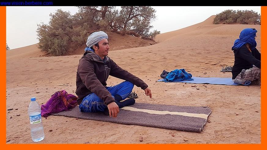 Yoga & méditation, l'appel du Sahara pour se reconnecter à soi !