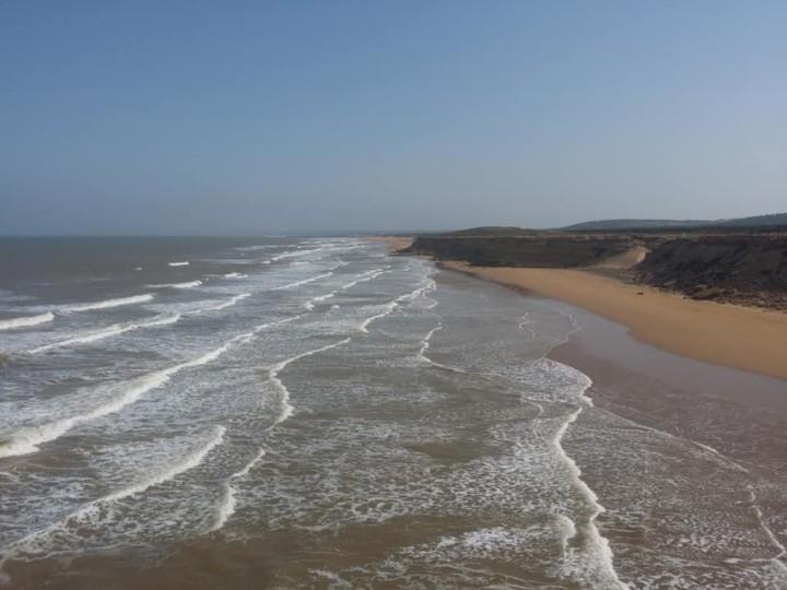 Les rivages d'Essaouira