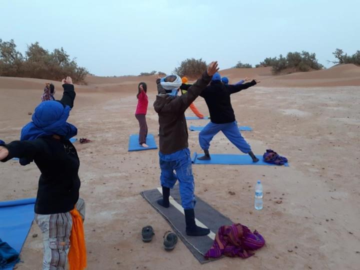 Stage Yoga méditation & randonnée dans la Vallée du Drâa