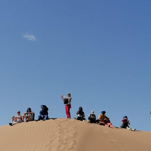 Réveillon du Nouvel An 2021 dans le Secret des Dunes