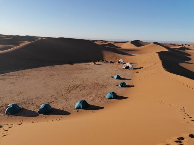 Voyage vers Soi dans la magie et la grâce du désert