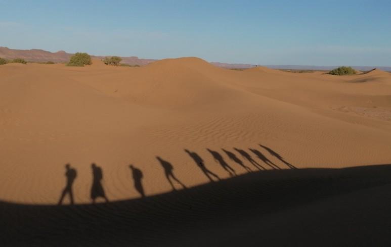 Le secret du désert